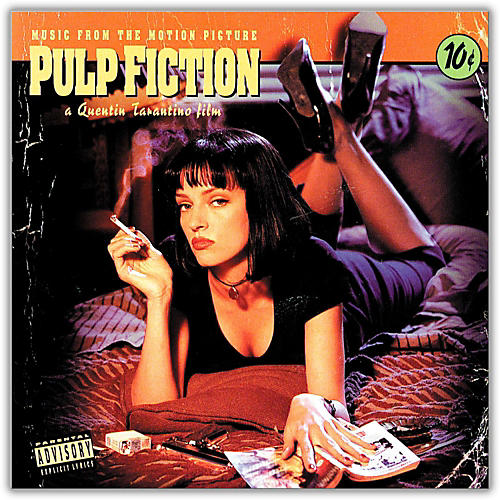 Universal Music Group Various Artists - Music from the Motion Picture Pulp Fiction Vinyl LP