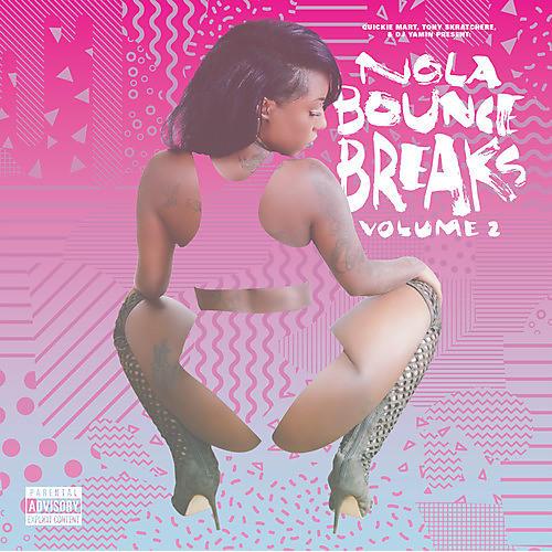 Alliance Various Artists - Nola Bounce Breaks 2 / Various