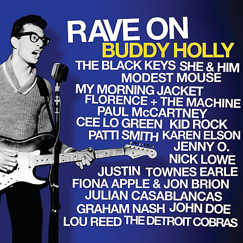 Alliance Various Artists - Rave On Buddy Holly
