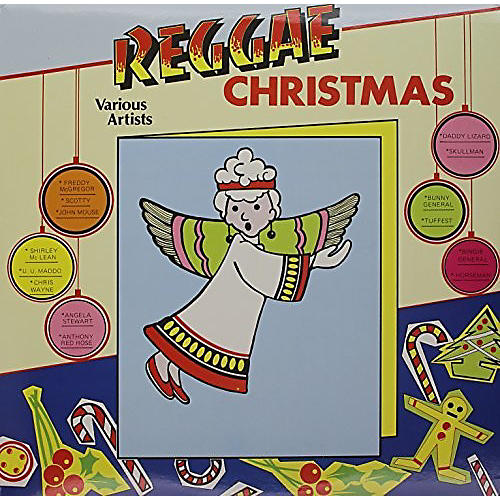 Alliance Various Artists - Reggae Christmas / Various