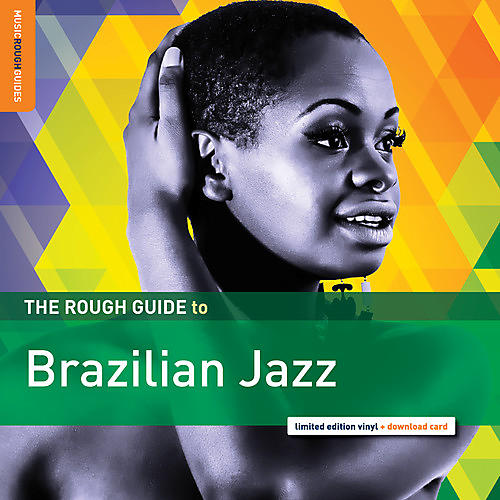 Alliance Various Artists - Rough Guide To Brazilian Jazz