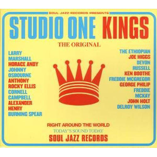 Alliance Various Artists - Studio One Kings