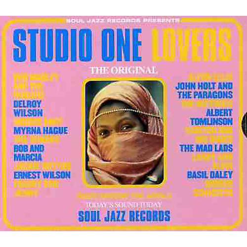 Alliance Various Artists - Studio One Lovers