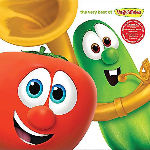 Alliance Various Artists - The Best Of Veggietales / Various