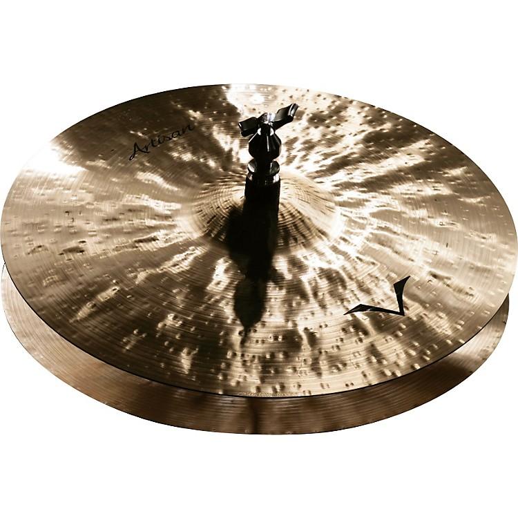 SabianVault Artisan Hi-Hat Cymbals14in