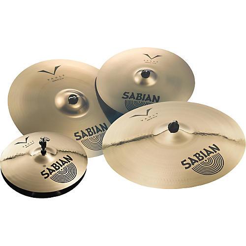 Sabian Vault Performance Cymbal Pack-thumbnail