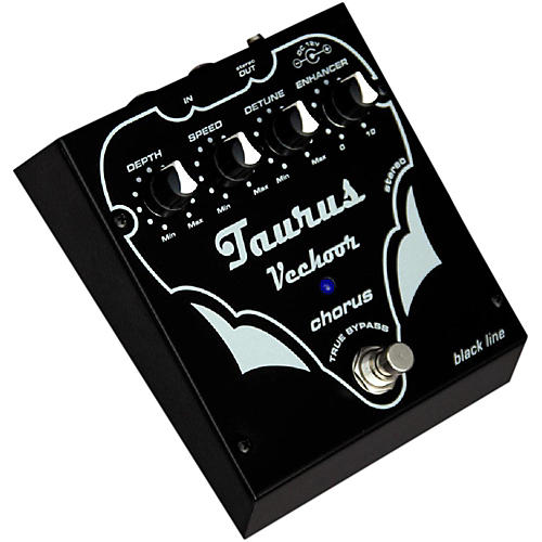 Taurus Vechoor MK-2 (Analog multi-chorus) - demo, reamping ...