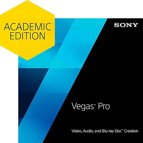 Magix Vegas Pro 13 - Academic Software Download