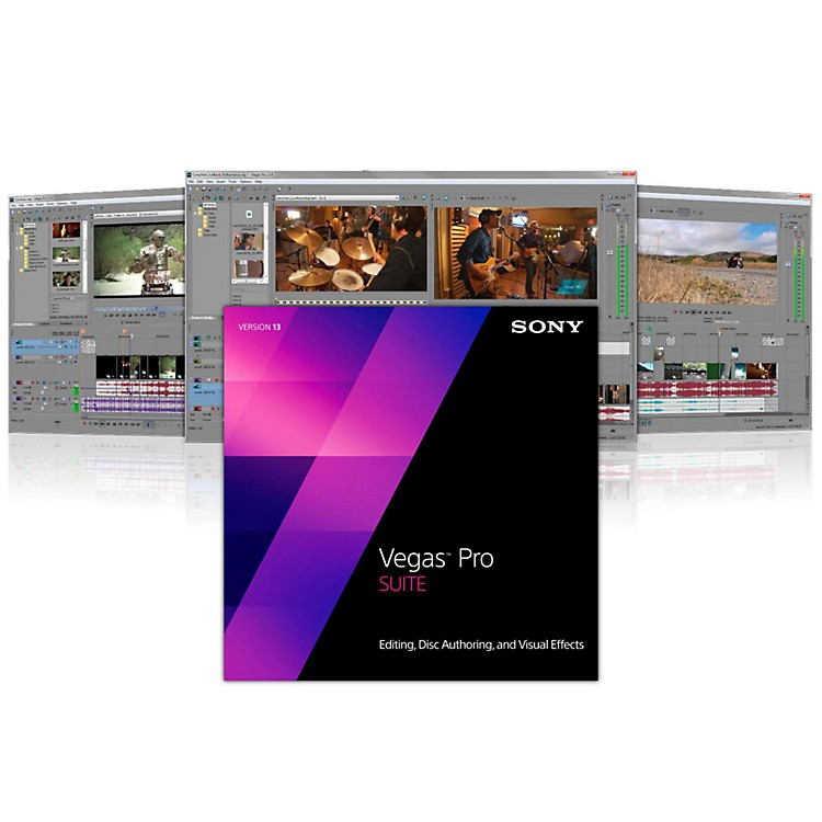 site1prodJ15724 J15724 Sony Vegas Pro 13 Suite Software Download ...
