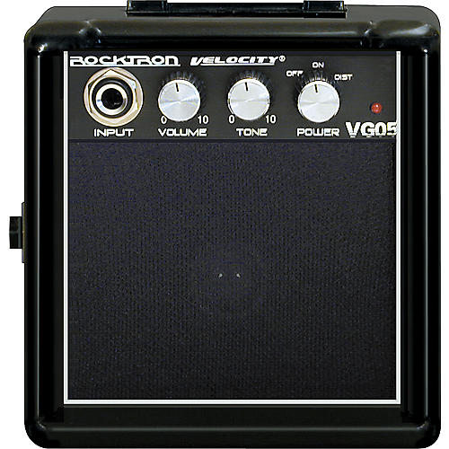 Rocktron Velocity Series VG05 Battery Powered Guitar Combo Amp