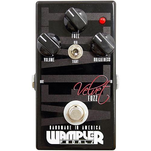 Wampler Velvet Fuzz Guitar Effects Pedal-thumbnail