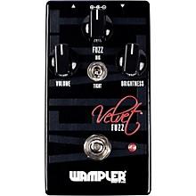 Wampler Velvet Fuzz Pedal