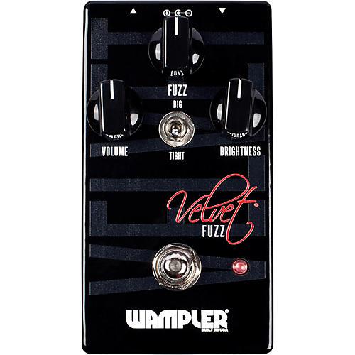 Wampler Velvet Fuzz Pedal-thumbnail
