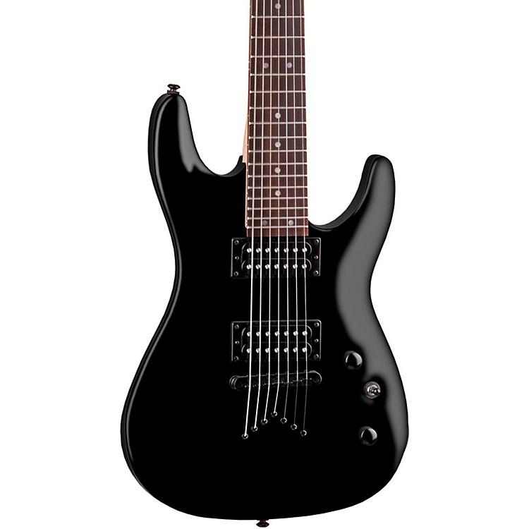 DeanVendetta 1.7 7-String Electric GuitarClassic Black