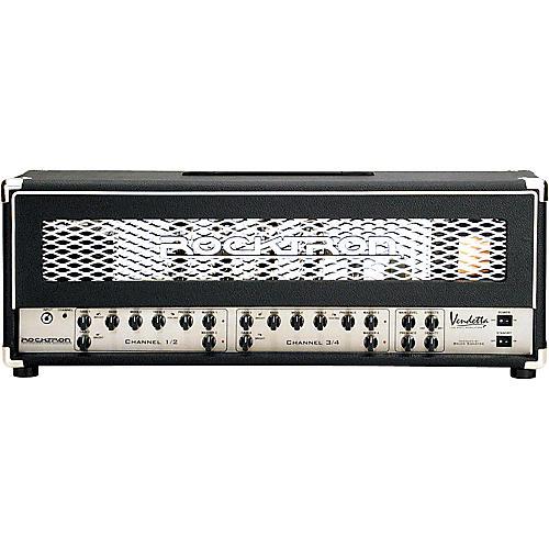 Rocktron Vendetta Series 100W Tube Guitar Amp Head