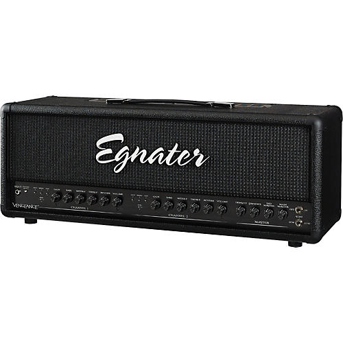 Egnater Vengeance 120W Tube Guitar Amp Head-thumbnail
