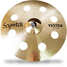 Scymtek Cymbals Vented Crash Cymbal 18 in.