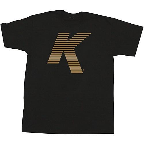 Zildjian Vented K T-Shirt Black Small-thumbnail