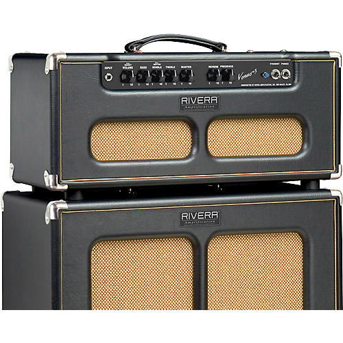 Rivera Venus 3 Head and 1x12 Half Stack