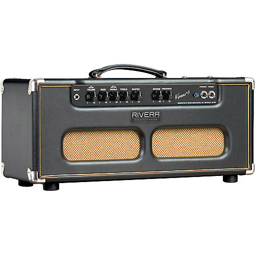 Rivera Venus 3 Out of Prodcution Model Top 15W Tube Guitar Amp Head