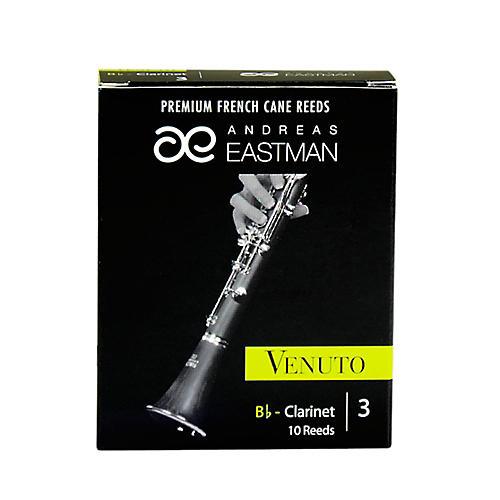 Andreas Eastman Venuto Bb Clarinet Reeds Strength 3 Box of 10