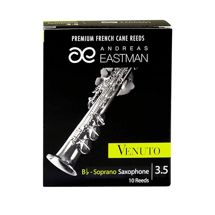 Andreas EastmanVenuto Soprano Saxophone ReedsStrength 3.5 Box of 10