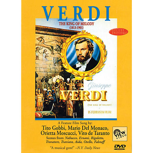 View Video Verdi - The King of Melody Live/DVD Series DVD