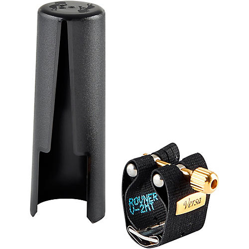 Rovner Versa Tenor Saxophone Ligature and Cap Fits Metal Tenor Sax Mouthpieces