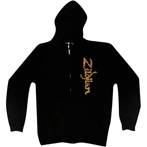 Zildjian Vertical Logo Zip Hoodie-thumbnail
