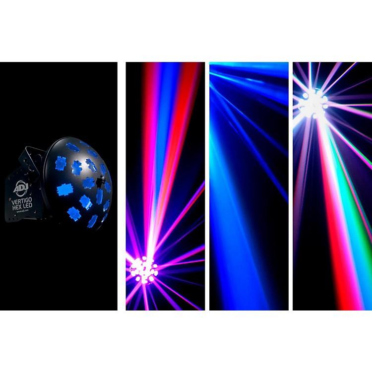 American DJVertigo Hex LED