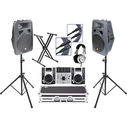 Vestax Vestax/JBL DJ Package