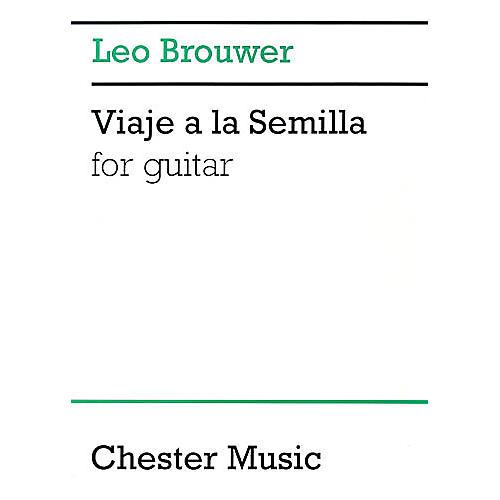 Chester Music Viaje a la Semilla (Guitar Solo) Music Sales America Series-thumbnail