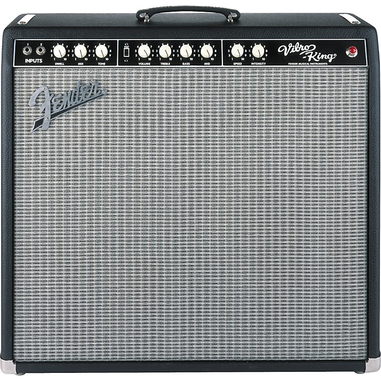 Fender Vibro-King Custom 60W 3x10 Tube Guitar Combo Amp