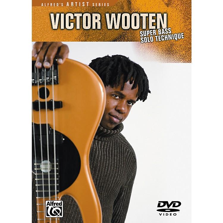 AlfredVictor Wooten - Super Bass Solo Technique (DVD)
