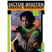Hudson Music Victor Wooten Groove Workshop Bass Workshop 2-DVD Set