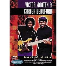 Hudson Music Victor Wooten and Carter Beauford - Making Music DVD