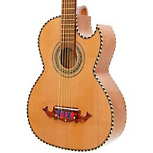 Open Box Paracho Elite Guitars Victoria 12 String Bajo Sexto