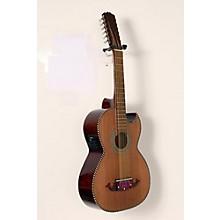 Paracho Elite Guitars Victoria-P 12 String Acoustic-Electric Bajo Sexto Level 2 Natural 190839000422