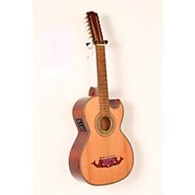 Paracho Elite Guitars Victoria-P 12 String Acoustic-Electric Bajo Sexto Level 2 Natural 888366068472