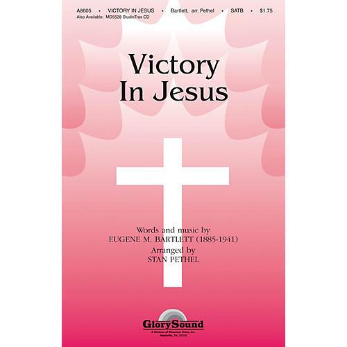 Shawnee Press Victory in Jesus SATB arranged by Stan Pethel-thumbnail