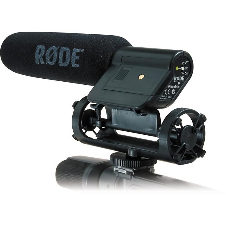 Rode MicrophonesVideoMic Shotgun Condenser Microphone