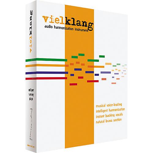 Best Service Vielklang Audio Harmonization Instrument Plug-In Software