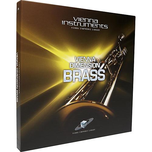 Vienna Instruments Vienna Dimension Brass