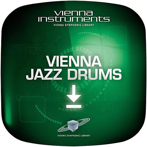 Vienna Instruments Vienna Jazz Drums Standard Library-thumbnail
