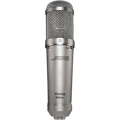 ADK Microphones Vienna Mk8 Cardioid Condenser Microphone-thumbnail