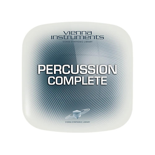 Vienna Instruments Vienna Percussion Complete Extended (requires standard) Software Download-thumbnail