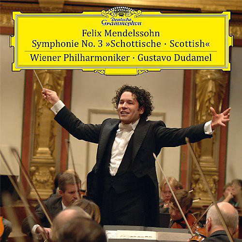 Alliance Vienna Philharmonic Orchestra - Symphony No 3 in A minor / Op 56 Scottish