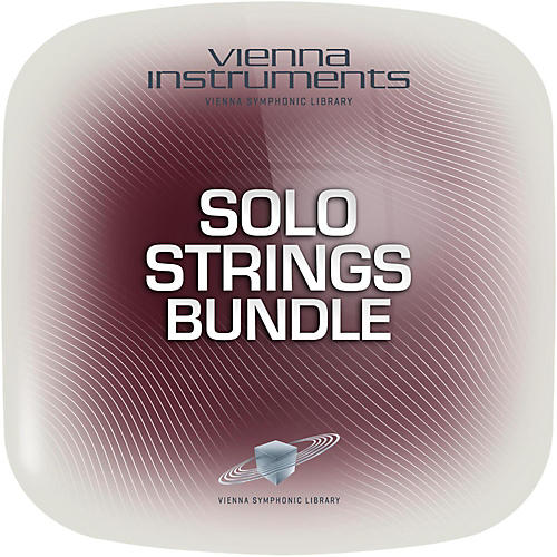 Vienna Instruments Vienna Solo Strings Bundle Upgrade