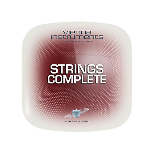 Vienna Instruments Vienna Strings Complete Extended (requires standard) Software Download