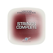 Vienna Instruments Vienna Strings Complete Standard Software Download
